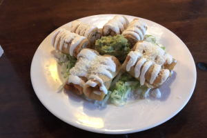 Bistec Taco Dorado - delivery menu