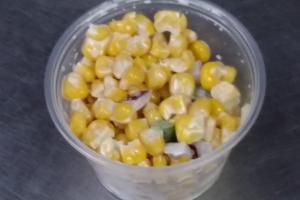 S3. Corn Salad - delivery menu