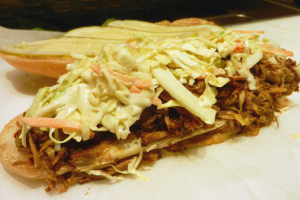 A3. Chipotle Pulled Pork Sandwich - delivery menu
