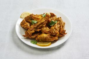 Fish Pakoras - delivery menu