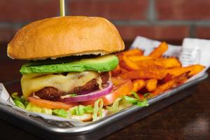Beyond Burger - delivery menu