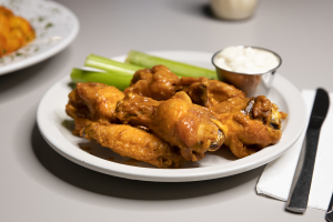 Boneless Wings - delivery menu