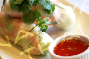 Fresh Summer Rolls - delivery menu