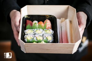 Sushi Lunch - delivery menu