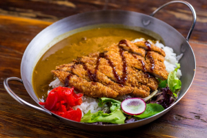 Pork Loin Katsu Curry - delivery menu