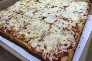 Sicilian Deep Dish Square Pizza - delivery menu