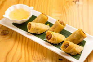 Pochana Crispy Spring Roll - delivery menu
