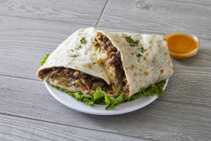 Steak Burrito - delivery menu
