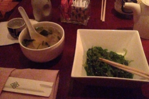 Kani Salad - delivery menu