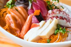 107. Sashimi Combo - delivery menu