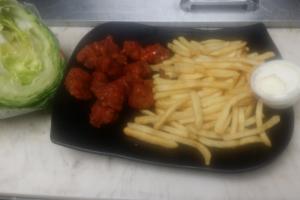 Buffalo Chicken Tender Bites - delivery menu