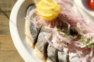 Atlantic Herring - delivery menu