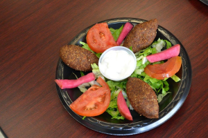 3 Piece Kibbie Balls - delivery menu
