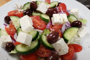 Greek Salad - delivery menu