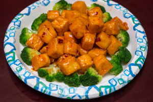 S6. General Tso's Chicken Chef's Special - delivery menu