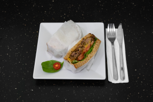 Sirloin Steak Gourmet Sandwich - delivery menu