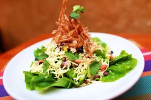 Fiesta Chicken Salad - delivery menu