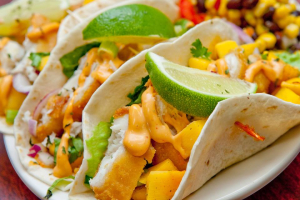 3 West Coast Tacos - delivery menu