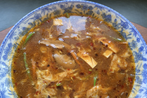 Hot and Sour Soup - delivery menu