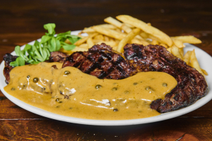 Steak Frites - delivery menu