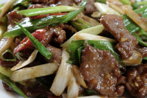 SP5. Mongolian Beef - delivery menu