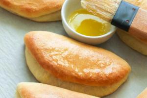 Side of Coco Bread - delivery menu
