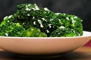 Steamed Garlic Broccoli - delivery menu
