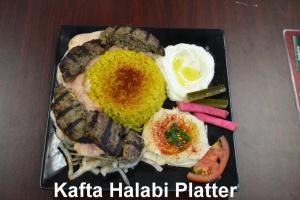 Kafta Halabeh - delivery menu