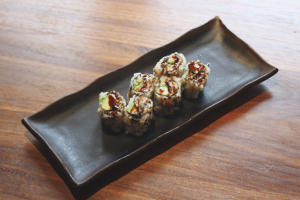 Eel with Avocado Roll - delivery menu