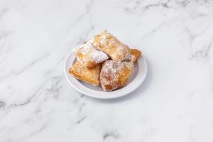 Zeppoles - delivery menu