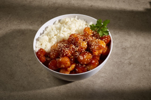 19. Sesame Chicken - delivery menu
