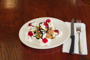 Fried Ice Cream - delivery menu