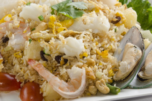 16. Pineapple Fried Rice  - delivery menu