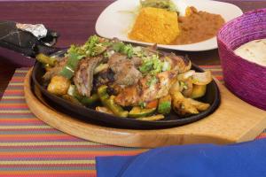 Fajitas Riviera Maya - delivery menu