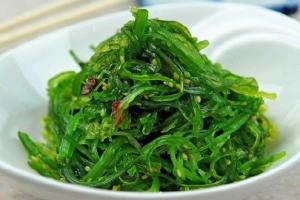 Wakame Salad - delivery menu