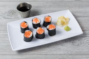 Salmon Roll - delivery menu