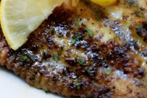 1 Catfish Fillet with 1 Side - delivery menu