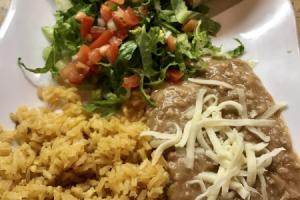 Burrito Especial - delivery menu