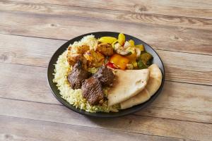 Mina Platter - delivery menu