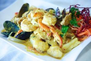 120. Talay Pad Pong-Ga-Ree - delivery menu