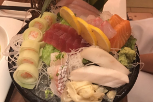 Sashimi - delivery menu