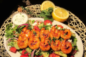 Prawn Salad - delivery menu