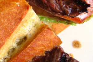 Skirt Steak Sandwich - delivery menu