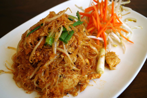 Glass Noodle Pad Thai - delivery menu