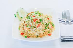 Vegetarian Biryani (Vegan) - delivery menu