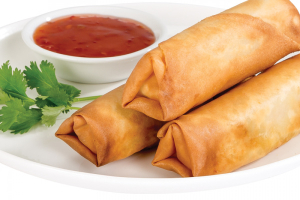 1. Spring Roll - delivery menu