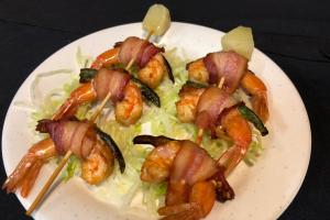 Spicy Diablo Shrimp(6) - delivery menu