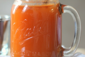 NY State Hot Apple Cider - delivery menu