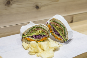 Veggie Garden Sandwich - delivery menu