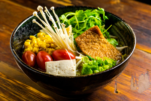 Veggie Veggie Ramen - delivery menu